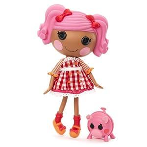 Lalaloopsy Doll - Pepper Pots 'n Pans