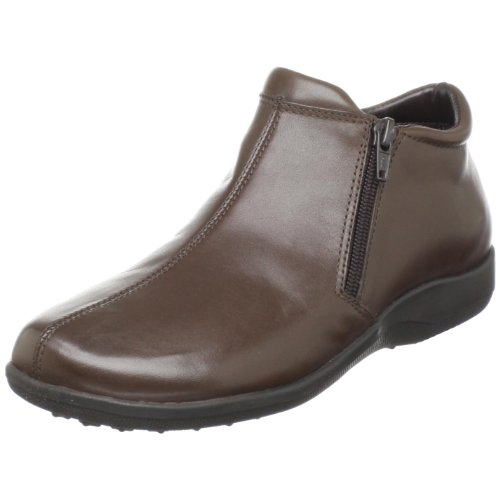 Walking Cradles Women's Zip Ankle Bootie
