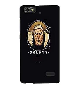 EPICCASE Bounty Mobile Back Case Cover For Huawei Honor 4C (Designer Case)