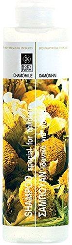 Chamomile Shampoo for Sensitive Scalp 250ml e / 8.45 fl oz by Bodyfarm by Bodyfarm