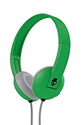 Skullcandy Uproar S5URHT-453 Over-Ear Headphones (Green/Black)
