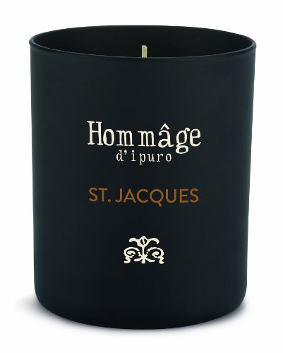 ipuro IPU0373 Scented Candle, St. Jacques