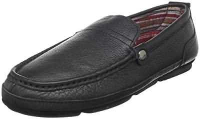 L.B. Evans Men's Finn Driving Moccasin