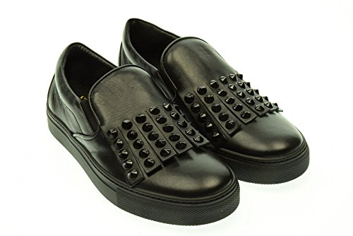 STOKTON donna slip-on 638-D nero tg 40