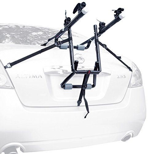 Allen Sports Deluxe 2-Bike Trunk Mount Rack (Car Bike Rack Prius compare prices)