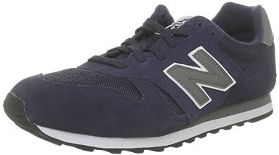 New Balance M373 D 198771-60 Herren Sneaker, Mehrfarbig (SNN NAVY/GREY 103), EU 44 (US 10)