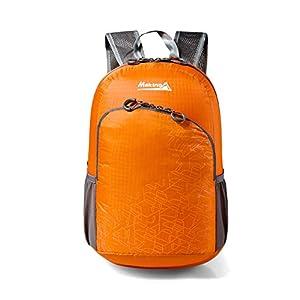 (マキノ) Makino 22L アウトドア 登山 ハイキング 旅行 多機能 超軽量 折りたたみ バッグ リュック デイパック