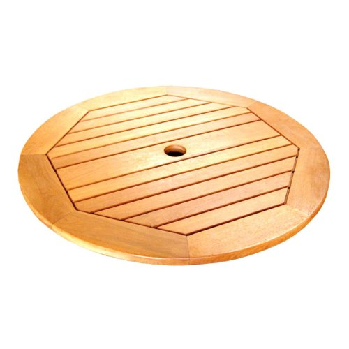 Royal Tahiti 28 in. Outdoor Revolving Patio Tray