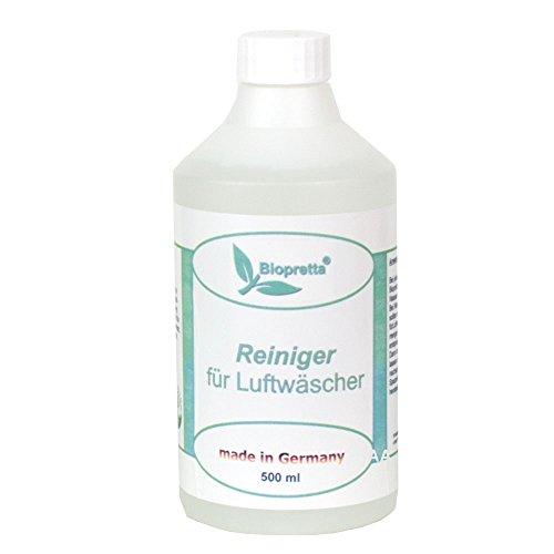 500 ml Reiniger für Luftwäscher Luftreiniger Luftbefeuchter Raumklimaverbesserer Venta Beurer DeLonghi Miele Aclimat Biffinet Melitta