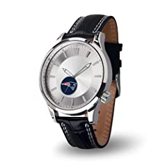 Brand New New England Patriots NFL Icon Series Mens Watch by Things for You