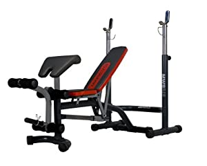 Marcy MWB-848 Mid Size Bench