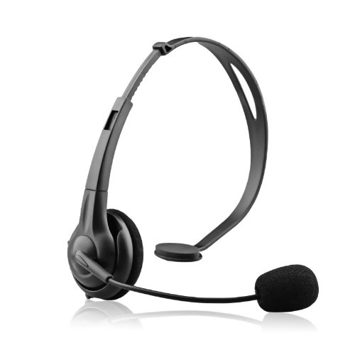 Wired Over The Head Headset With Boom Microphone For Nokia Lumia 521 928