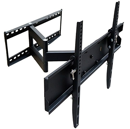 Mount It Full Motion Tv Wall Mount Bracket For Flat