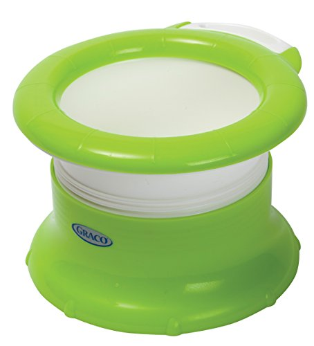 Graco Twisting Travel Potty - 1