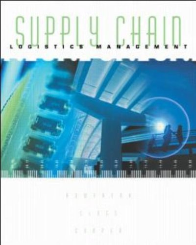 Supply Chain Logistics Management (Mcgraw-Hill/Irwin...