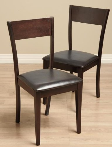 cheap leather dining room chairs readers have