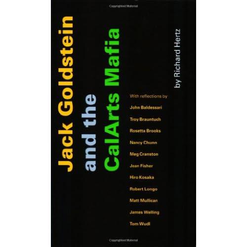 Jack Goldstein and the CalArts Mafia