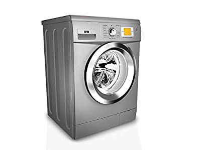 IFB Elite Aqua SXM Fully-automatic Front-loading Washing Machine (7 Kg, Metallic Silver)