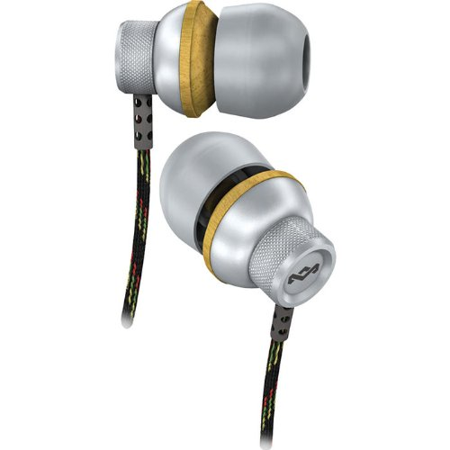 The House Of Marley Freedom Collection Conqueror In-Ear Headphone Model Em-Fe010-Sm Mist