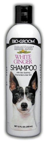 Bio-Groom Natural Scents White Ginger Dog Shampoo, 355 Ml