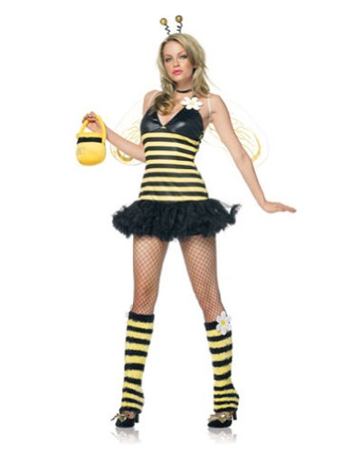 Daisy Bee Md Lg Adult Womens Costume
