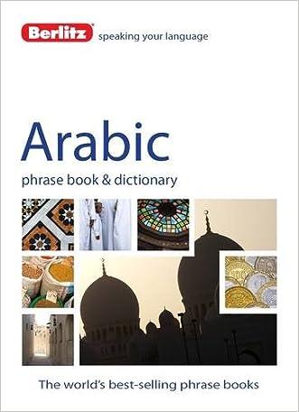 Berlitz Arabic Phrase Book & Dictionary (Arabic Edition) written by Berlitz Publishing