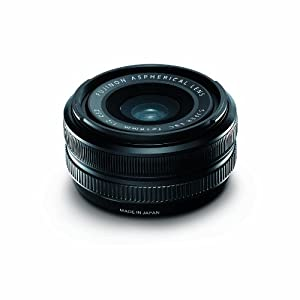 Fujifilm FUJINON XF18mm Lens suitable for X-Pro1, X-E1, XM1, XE2 and X-T1