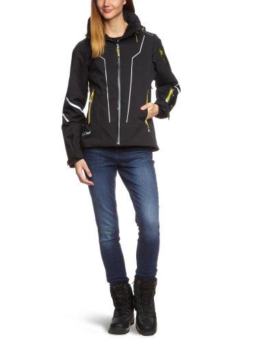 Fischer Damen Sölden Fischer Jacket, black, 38, 040 0010