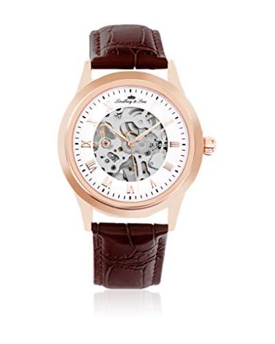 Lindberg&Sons Reloj automático  Marrón 42 mm