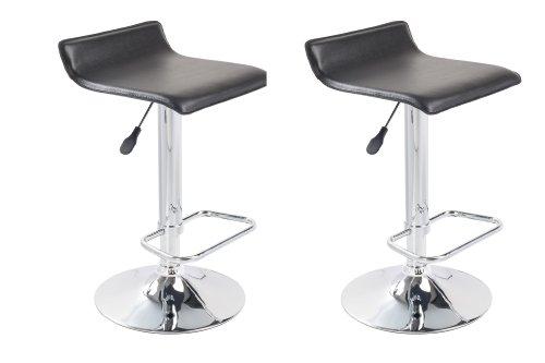 Sgabelli design moderno bar e cucina sgabelli neri plastica abs