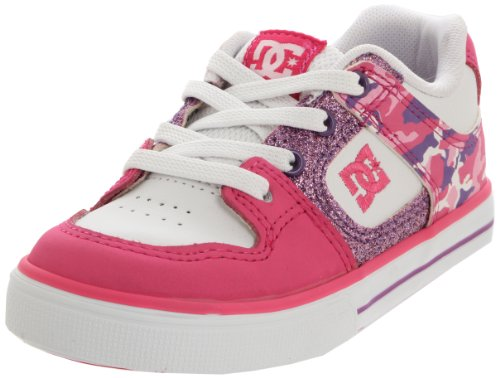 DC Pure Skate Shoe (Toddler)