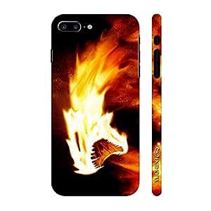 Enthopia Designer Hardshell Case Firey Killer Instinct Back Cover for Apple iPhone 7 Plus