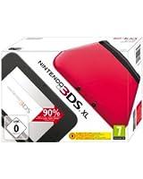 Console Nintendo 3DS XL - rouge & noir