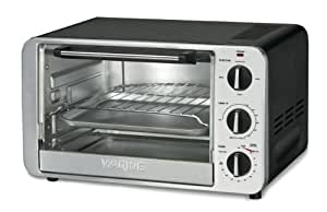 Waring TCO600 1500-Watt 6-Slice Convection Toaster Oven
