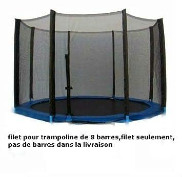 filet de s curit de rechange pour trampoline de 366cm