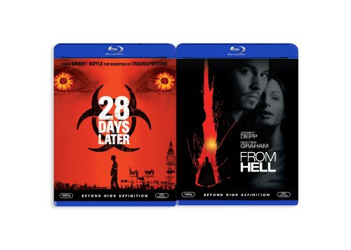 28 Days Later/From Hell [Blu-Ray]