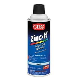 Zinc-It® Instant Cold Galvinize - 16-oz. aero. zinc-it ins [Set of 12] from CRC
