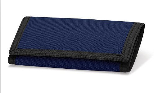 BagBase Ripper Wallet, French Navy, One Size by BagBase