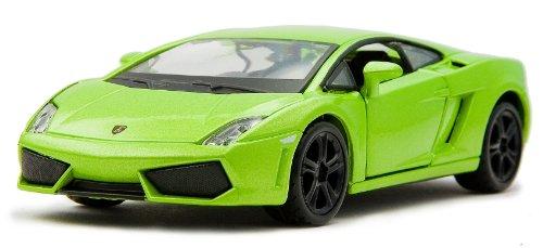 1/32ダイキャストミニカー ランボルギーニ ガヤルド LP560-4 ライトグリーン
