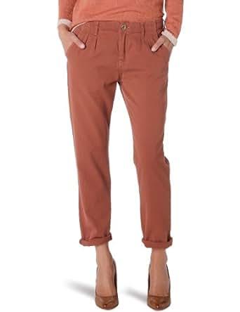 Wrangler - Sandy - Jeans - Chino - De Couleur - Femme - Orange (Canyon Dust) - W26/L32