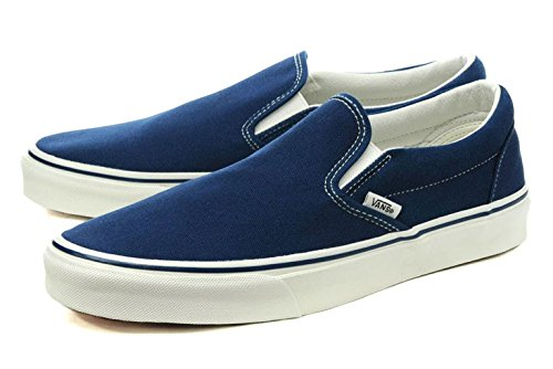 [バンズ] VANS CLASSIC SLIP-ON (CANVAS/SUEDE) POSEIDON スリッポン n03dvhyh 23.0cm