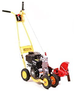 """McLane 801 5.50GT Gross Torque Briggs & Stratton  9-Inch Gas Powered Lawn Edger With 8"""" Ball Bearing Wheels"""