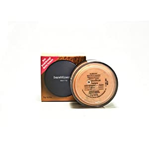 Bare Escentuals BareMinerals MATTE SPF 15 Foundation, Medium Beige
