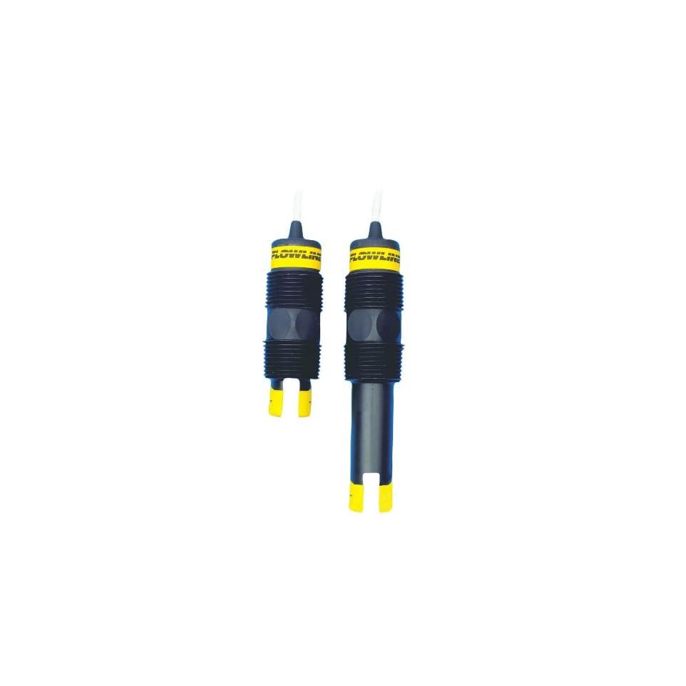 19.05mm NPT Flowline LV10-1351 Polypropylene Switch-Tek Vertical Buoyancy Level Switch