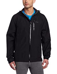 Outdoor Research Men\'s Foray Jacket, Black, Large