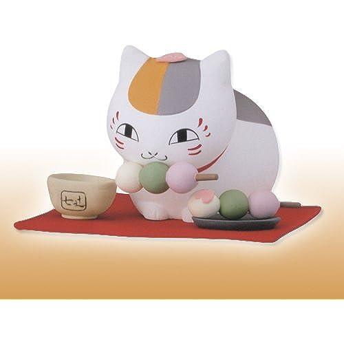 나츠메 우인장 냥코 선생 피규어 ~2~ 냥코 선생과 3 색경단 단품 반프레스트 프라이즈-