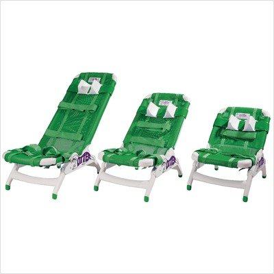 Drive Medical Otter Pediatric Bathing System, Green, Medium