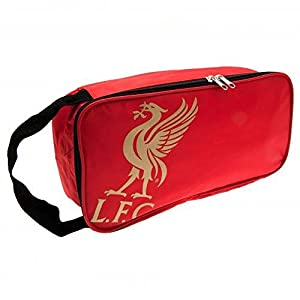 Gift Ideas - Official Liverpool FC Boot Bag - A Great Present For Football Fans from ONTRAD Limited