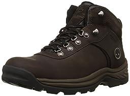 Timberland Men\'s 18128 Flume Boot,Dark Brown,11.5 M US