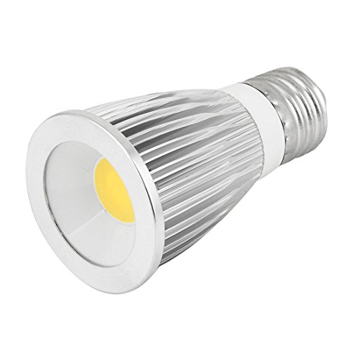 Ac 85-265V 12W E27 Metal Shell Dimmable White Light Cob Led Downlight
